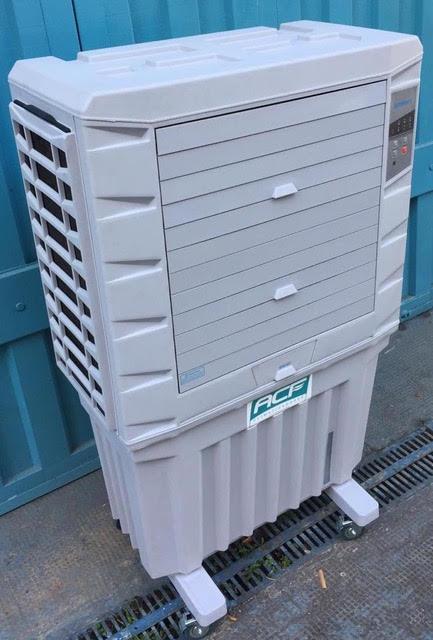 Aluguel de climatizador evaporativo