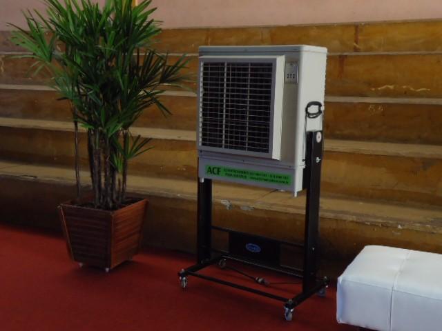 Aluguel de climatizadores