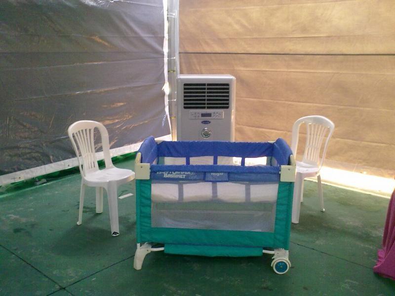 Aluguel de climatizadores preço