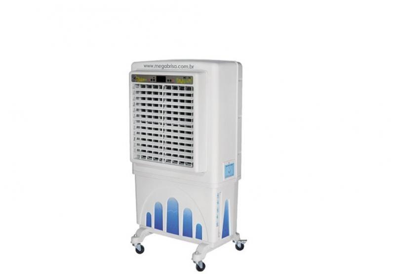 Climatizadores móveis