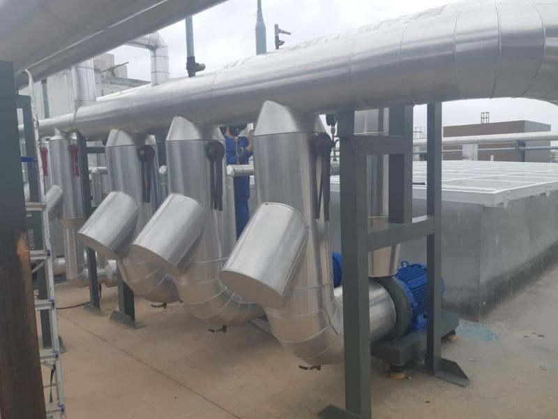 Empresa de dutos de ar condicionado