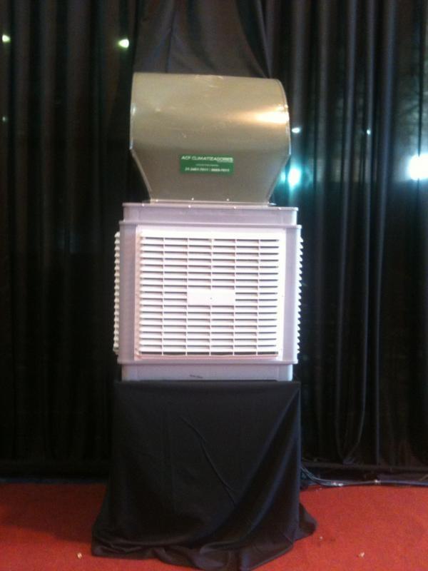Locação de climatizador para eventos